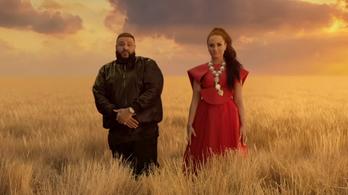 Az Időcsavar összehozta Demi Lovatót és DJ Khaledet