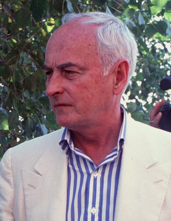 James Ivory 1991-ben (Gorup de Besanez, forrás: Wikipedia)