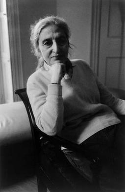 Ruth Prawer Jhabvala (forrás: Wikipedia)