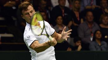 Fucsovics életében először nyert ATP 1000-es tornán