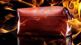 A te táskád is teafilterből és tűzoltótömlőből készült?