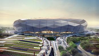 Egy 135 ezres stadiont épít ajándékba a szaúdi trónörökös