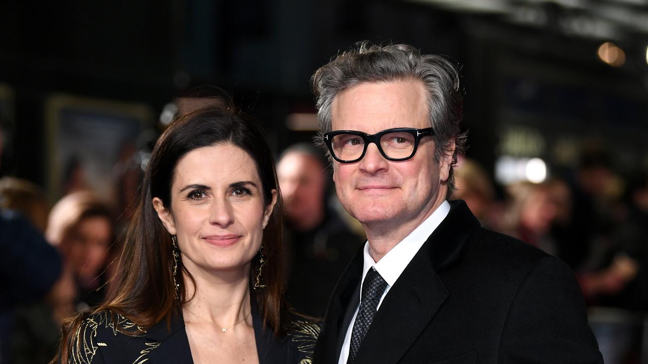 colin firth és felesége cover