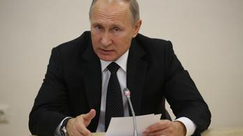 Vlagyimir Putyin: Kit érdekel, hogy oroszok beleavatkoztak az amerikai elnökválasztásba?