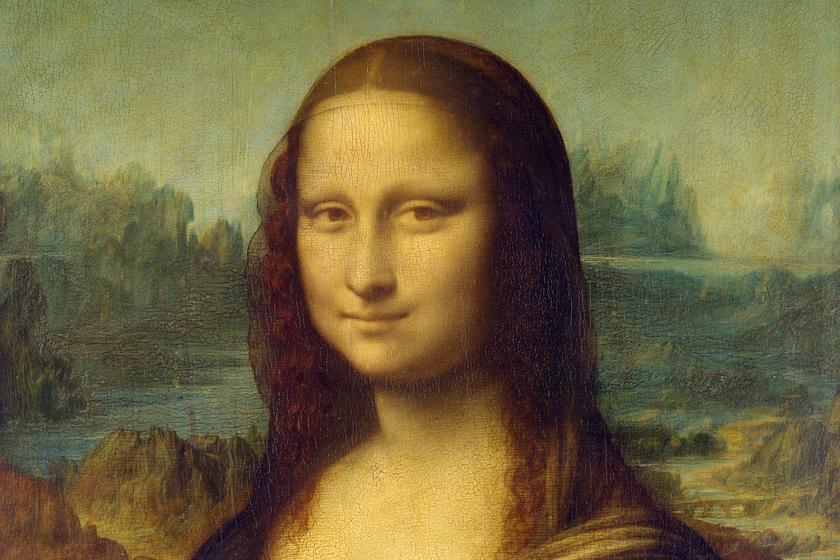 Férfi szeretőjét rejthette Mona Lisa vonásaiba Da Vinci - Ki van valójában a képen?