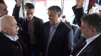 Orbán Viktor: Kicsit ráz a pálya