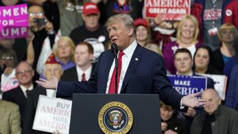 Trump: Minden visszatér majd