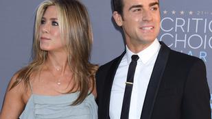 Jennifer Aniston és Justin Theroux megegyeztek a kutyáik elhelyezéséről