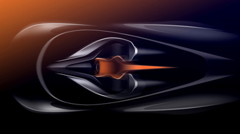 Alulról súrolja majd a 400-at a McLaren csúcsmodellje