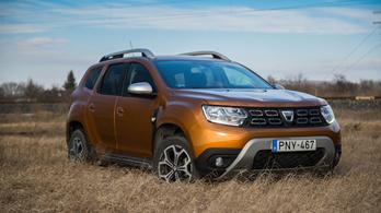 Dacia Duster 1.5 dCi – 2018.