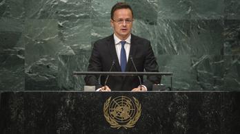 Szijjártóék elintézték, hogy az ENSZ-es javaslatcsomaghoz ne szólhasson hozzá az EU