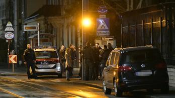 Újabb késes támadás volt Bécsben