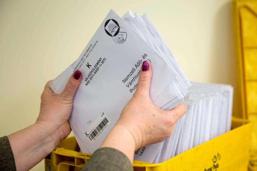 Hiába kérted, nem postázza a NAV az adóbevallásod tervezetét egy esetben