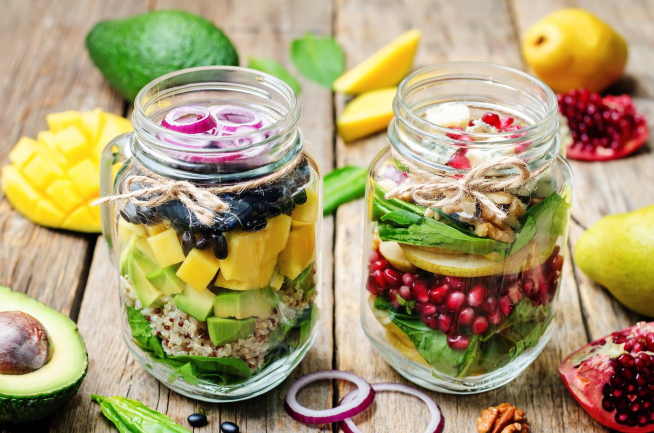 salata uvegben