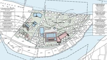 Panorámamedencés vízilabda-akadémia épül 3,8 milliárdból Szentendrén