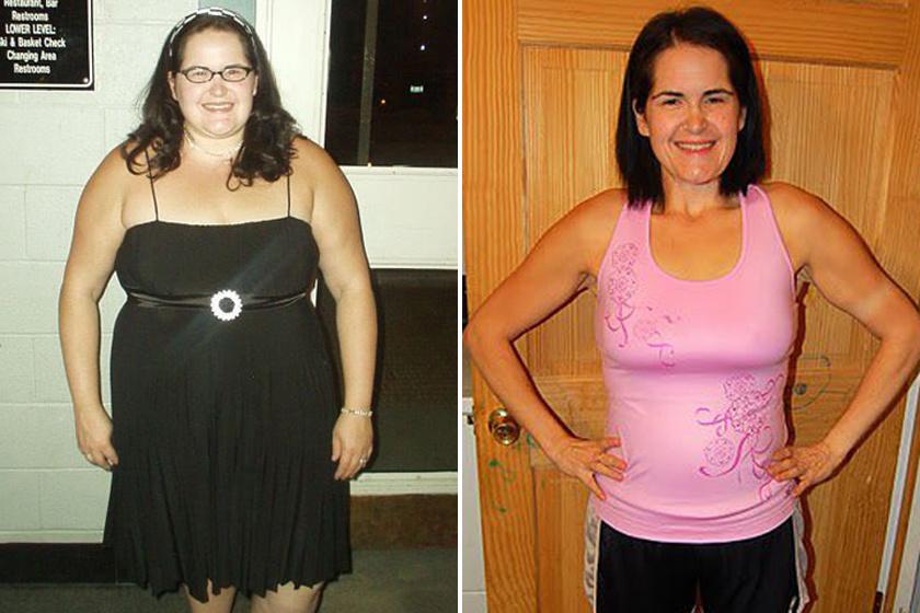 Jen Moore-nak nem volt lehetősége konditerembe járni, ezért hulahoppozni kezdett. Az otthoni, rendszeres, húsz-harminc perces gyakorlással és az egészséges étkezéssel egy év alatt leküzdötte a túlsúlyát.