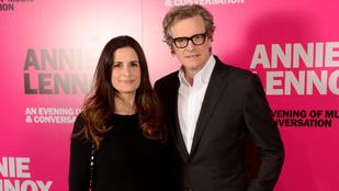 Colin Firth feleségének volt egy szeretője, aki most zaklatja a házaspárt