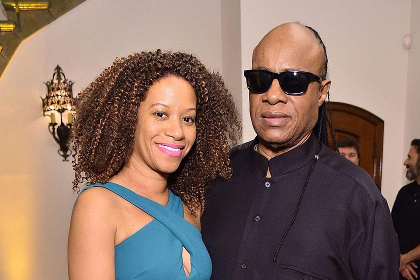 Stevie Wonder felesége nem tudja feldolgozni gyermeke elvesztését - Óriási trauma érte