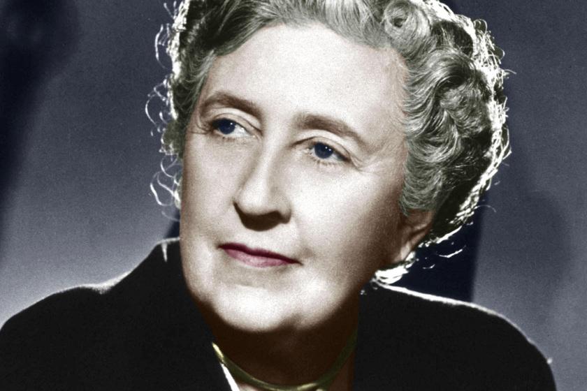 Agatha Christie 14 évvel fiatalabb férfit szeretett - Hazudott a kedveséről