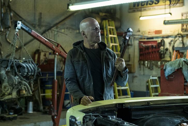 Bruce Willis a Bosszúvágy című filmben