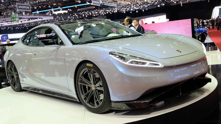 Izgalom a köbön: a torinói Venere LVCHI (nem licsi, ez olasz!) kvázi szériagyártásra kész autója