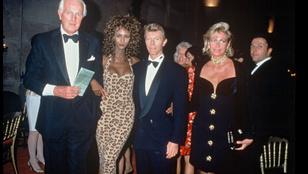 Meghalt a gazdag és híres nők tervezője, Hubert de Givenchy