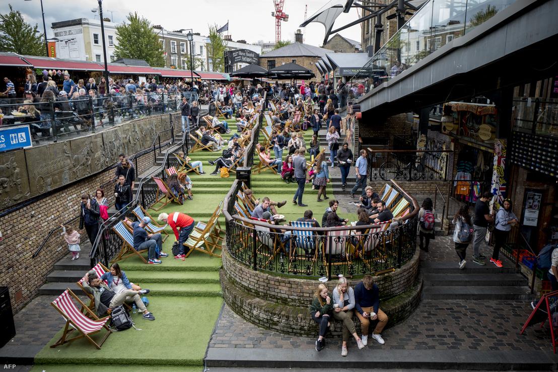 London, Camden Market