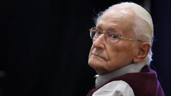 96 évesen meghalt Auschwitz könyvelője
