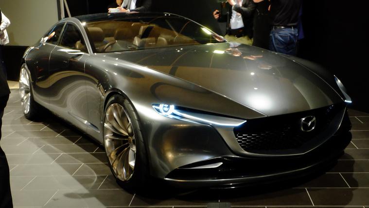 Hátsókerekes lesz a következő Mazda 6?