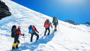 Így kéne üríteni a hegyekben