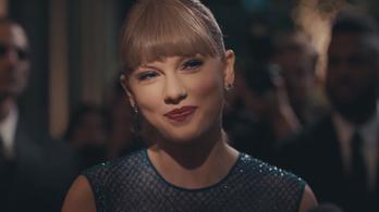 Koppintással vádolják Taylor Swiftet a legújabb klipje miatt