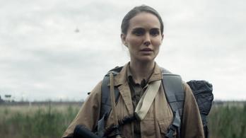 Gyönyörű lett Natalie Portman agyzsibbasztó sci-fije