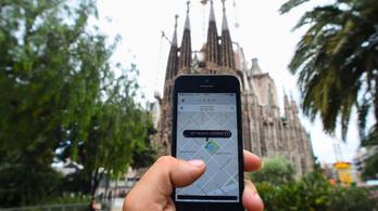 Újra megy a taxisodó Uber Barcelonában