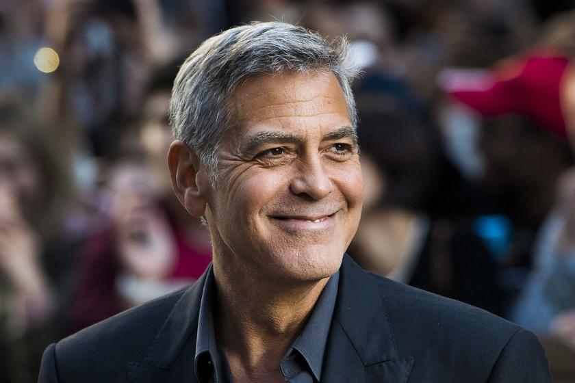 George Clooney így áradozott a feleségéről - Olvadunk a szerelmi vallomásán