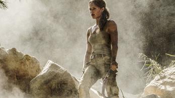 Miért pont ez a csaj az új Lara Croft?