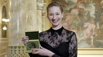 A Testről és lélekről színésznőit is kitüntette a kormány