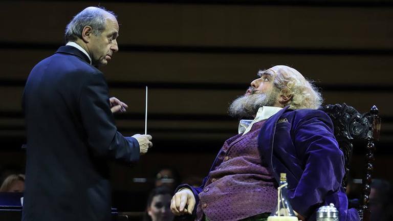 Falstaff: Fischer Iván megmutatta, hogyan kell modern operát csinálni