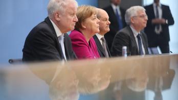 Borítékolt konfliktusokkal kezd Merkel negyedik kormánya
