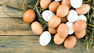 A barna vagy a fehér tojások az egészségesebbek?