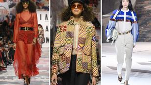 Párizsi divathét: nosztalgiázik a Chanel, lázad a Dior