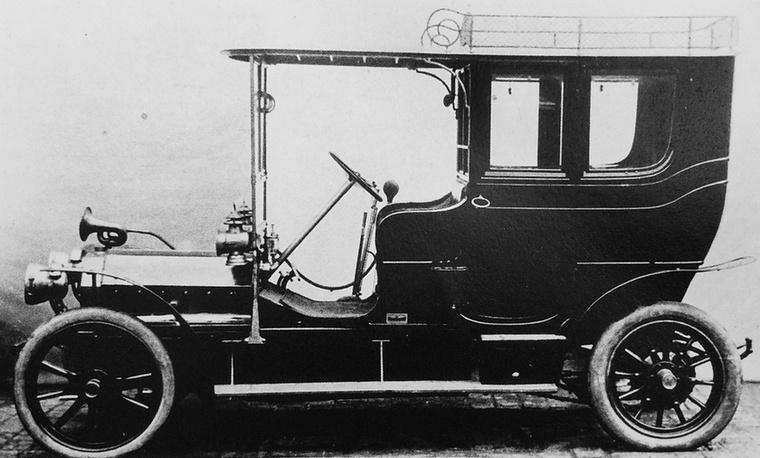 A Podvinecz és Heisler nevű budapesti, külső Váci úti cég (Podvinecz Dániel és Heisler Vilmos alapította) az 1900-as évek elején a német Cudell autók összeszerelésével kezdte működését, majd megvásárolta a tönkrement Leesdorfer, később a Cudell berendezéseit, s azokkal 1904-től saját autók készítésébe fogott, de azokból összesen nyolcat adott el