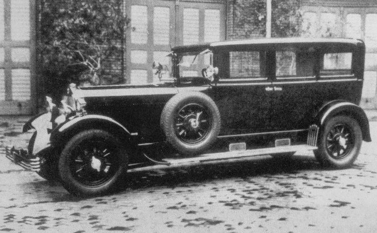 A Budapest, Kőbányai úti Mávag Austro-Fiat és NAG-licencek alapján gyártott sokféle teherautót és autóbuszt, majd 1928-ban a Mercedes-Benztől vásárolták a licencet
