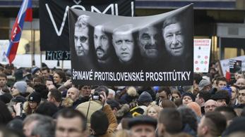 Az újságírógyilkosságba beleroppanhat a szlovák kormány