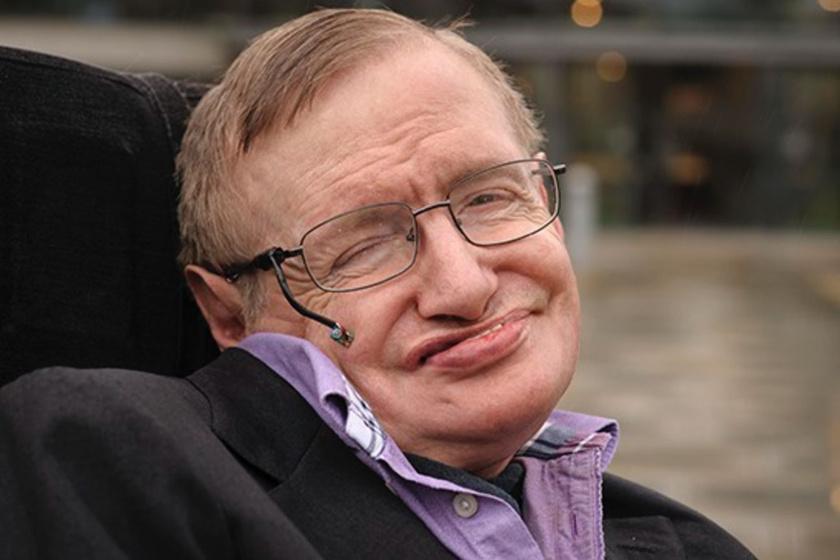 Stephen Hawkingtól megható fotókkal búcsúztak a sztárok - A zseni 76 évesen hunyt el