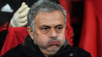 Mourinhónak a kiesésről az jutott eszébe, milyen jó edző