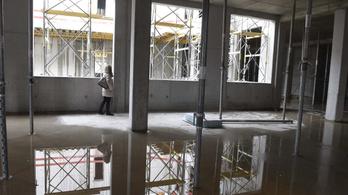 Rekordot döntött a magyar építőipar januárban