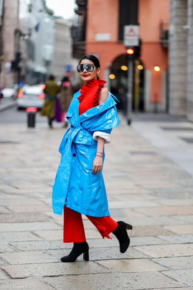 A piros is illik a kékhez a szezonban.