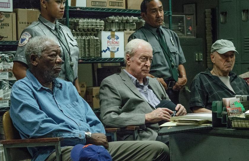 Legutóbb bemutatott filmjében, a Vén rókákban Morgan Freeman és Alan Arkin oldalán.