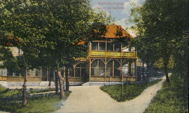 Képeslap 1913-ból
