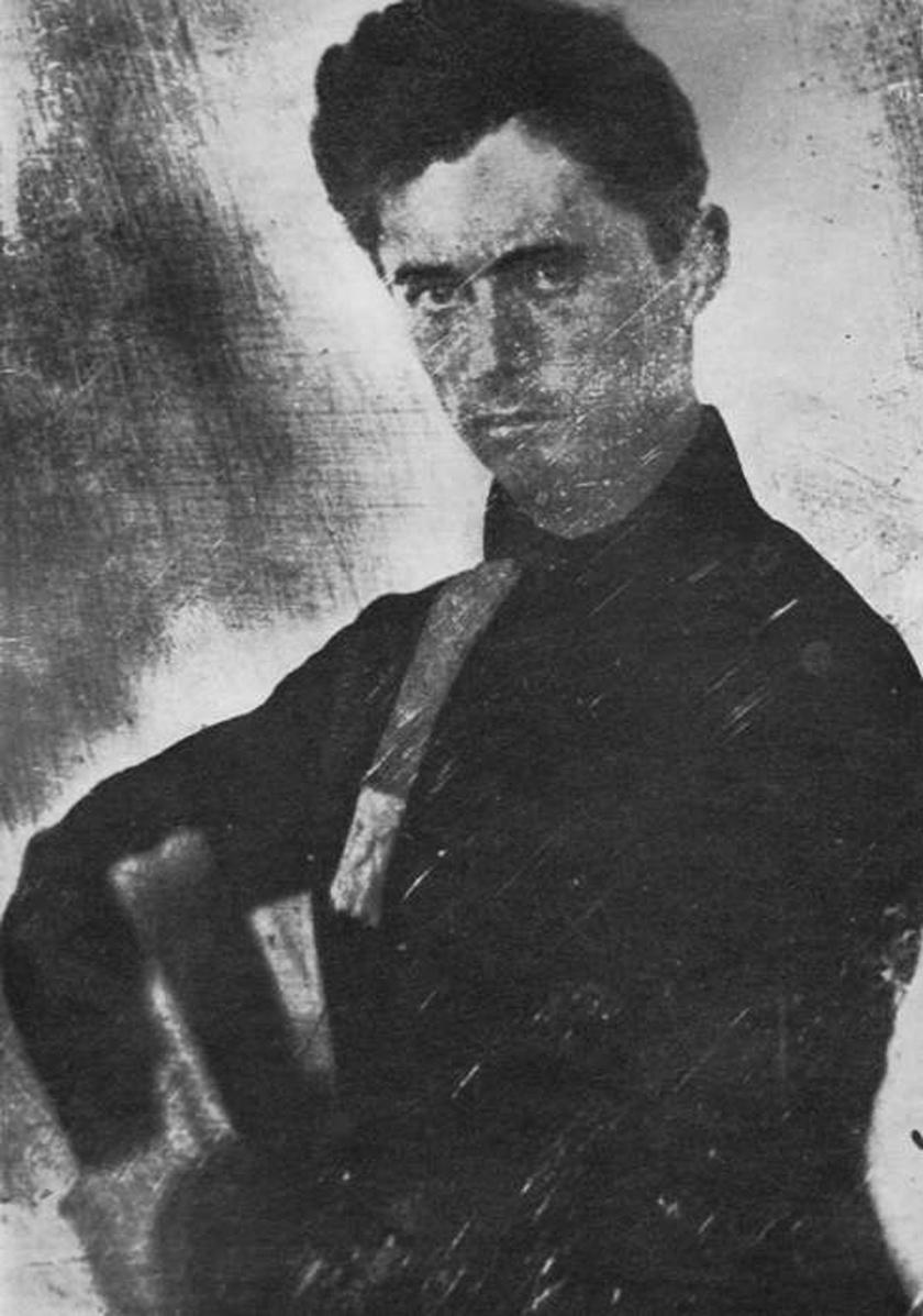 Az egyetlen hiteles Petőfi-portré: Egressy Gábor dagerrotípiája.